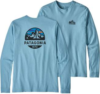 Patagonia Men's Long-Sleeved Fitz Roy Scope Responsibili-Tee