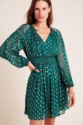 Ranna Gill Hazell Embroidered Tunic