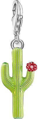 Thomas Sabo Charm Club sterling silver cactus charm