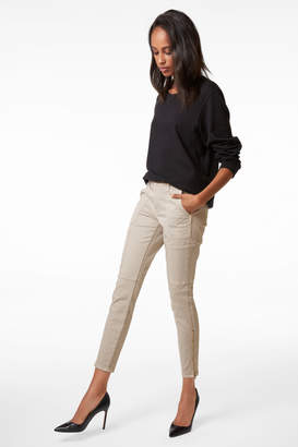 Skinny Utility Pant In Driftwood