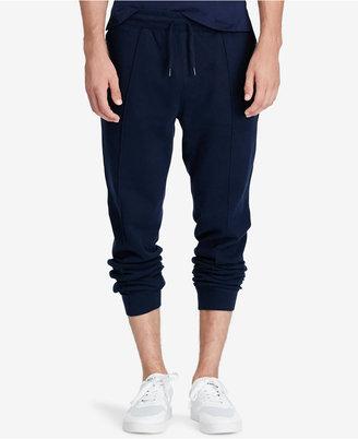 Polo Ralph Lauren Men's Ribbed Jogger Pants $89.50 thestylecure.com