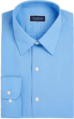 Club Room Men Classic/Regular Fit Solid Dress Shirt