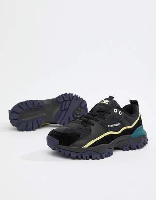 Umbro Bumpy Sneakers in Black