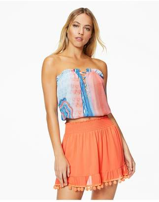 Ramy Brook Printed Mika Top