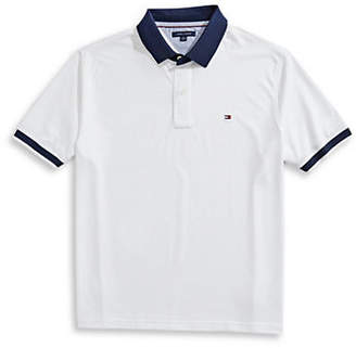 Tommy Hilfiger Sanders Cotton Polo