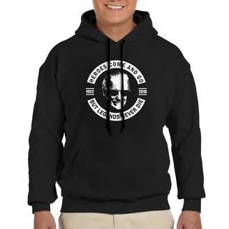 Lee TESIRT Stan Mens Hoodies Mens Sweatshirts Hooded with Pockets M