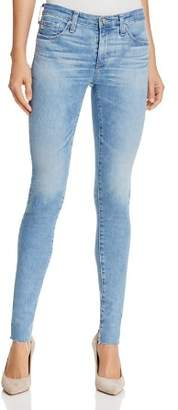 AG Jeans Farrah Skinny Ankle Jeans in 18 Years Cruising
