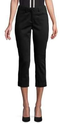 Rafaella Textured Cropped Pants