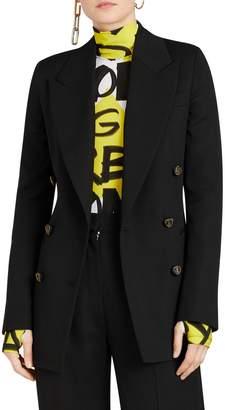 Burberry Patterdale Wool & Silk Jacket