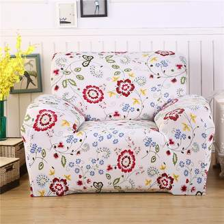 PASSIONS Stretch Loveseat Sofa Sectional Couch Slipcovers 35-55Inches Easy Fit Elastic Fabric Sofa Cover Pet Couch Protector