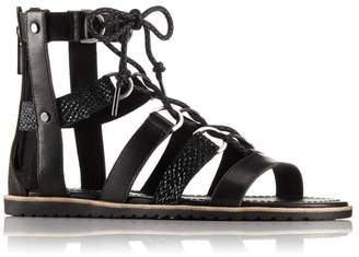 Sorel Womens Ella Lace Up Sandal
