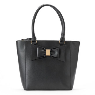Apt. 9® Brooklyn Bow Tote $59 thestylecure.com