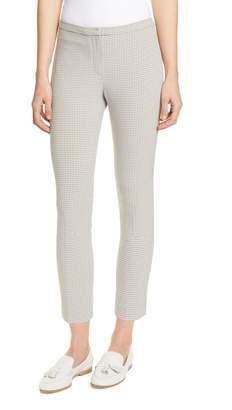 b995db78cf Theory Classic Plaid Skinny Fit Ankle Pants