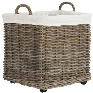 Safavieh Amari Wheel Basket