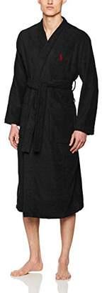 Ralph Lauren Polo Men's Robe W/Hood Kimono,L