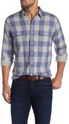 Faherty BRAND Belmar Check Print Shirt