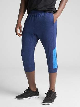 Gap GapFit Brushed Tech Jersey Crop Joggers