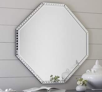Pottery Barn Laurel Octagon Mirror