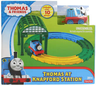 Thomas & Friends Thomas At Knapford Station Playset
