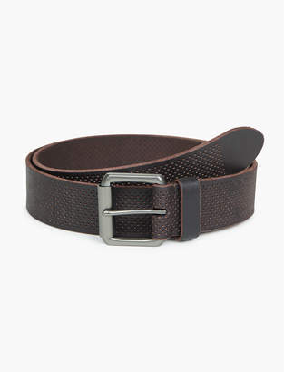 Lucky Brand PERFORATED HOLE BELT