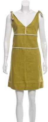 See by Chloe Linen Mini Dress w/ Tags