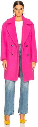 MSGM Boucle Coat