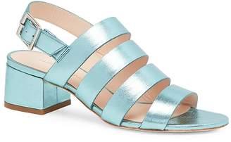 Loeffler Randall Women's Mavis Multi-Strap Leather Sandals