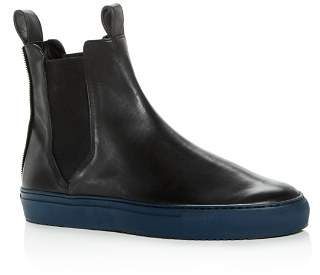 Uri Minkoff Men's Harrison Leather Boots