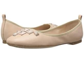 Marc Jacobs Cleo Studded Ballerina Women's Ballet Shoes