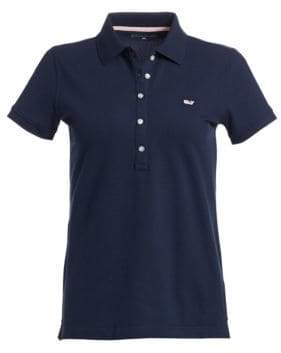 Vineyard Vines Shoreline Pique Polo Shirt