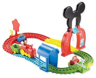 Fisher Price Fisher-Price Disney Mickey Mouse Clubhouse Mouska Train Playset