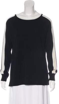 Gerard Darel Clarisse Wool-Blend Top w/ Tags