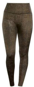 Spanx Velvet Shine Leggings
