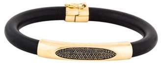 Syna 18K Diamond Bracelet Black Syna 18K Diamond Bracelet