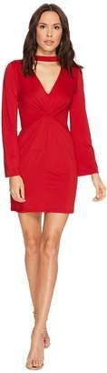 Kensie Viscose Jersey Dress KSDU7068 Women's Dress