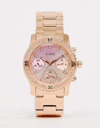 GUESS W0774L3 Confetti bracelet watch