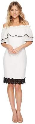Adelyn Rae Hilda Off Shoulder Dress Women's Dress