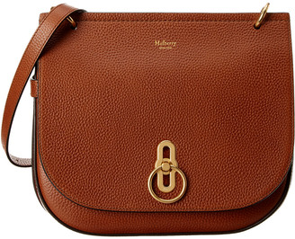 Mulberry Amberely Leather Satchel