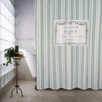 B. Smith Park Ltd Metro Farmhouse Cotton Bonheur Shower Curtain