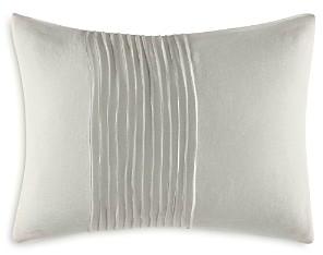 Ripple Tucks Decorative Pillow, 12 x 16