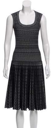 Alaia Wool A-Line Dress w/ Tags