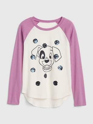 Gap GapKids | Disney Flippy Sequin T-Shirt