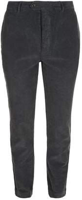 Officine Generale Straight Corduroy Trousers