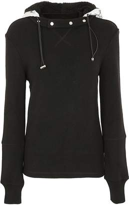 Paco Rabanne Hooded Sweater