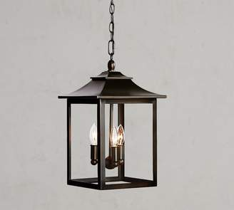 Pottery Barn Classic Indoor/Outdoor Pendant