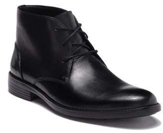 Clarks Birkett Leather Chukka Boot - Wide Width Available