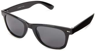 A.J. Morgan Fresh 53446 Rectangular Sunglasses $24 thestylecure.com