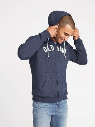 Old Navy Logo-Graphic Fleece Hoodie for Men