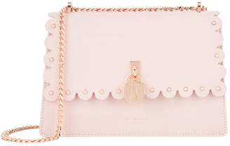 Ted Baker Holliee Scalloped Cross Body Bag