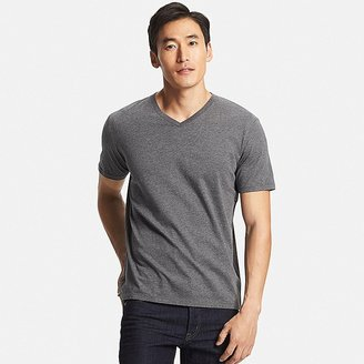 Men's Supima(R) Cotton V-Neck T-Shirt $9.90 thestylecure.com